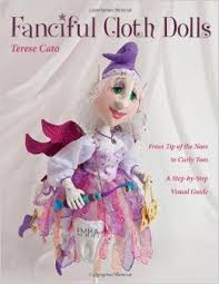 Книга Fanciful cloth dolls