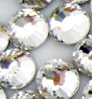 Кнопки с кристаллом 1268-02