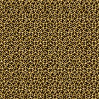 Черно-желтые круги 0292-0132