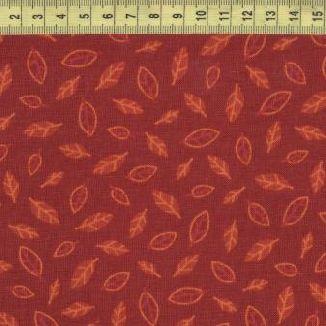 Листья бордо 10964-179
