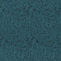 Листочки бирюзовые на т.берюзе 2204-4