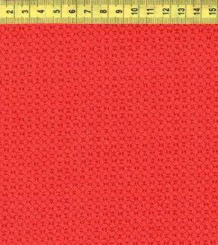 Мелкий узор на красном 0816-2