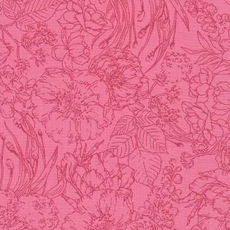 Тонально розовый