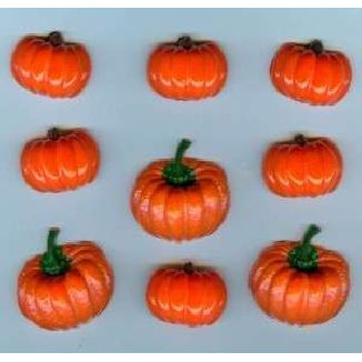 Painted Pumpkins 4625
