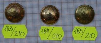 Кончо СССР 183-185/210
