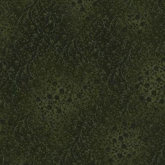 Фьюжен тёмно-зелёный 4070-33