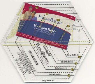 Линейка Diamond Ruler R7891