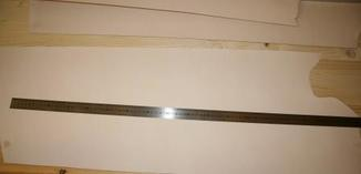Платок 30*80 см 1,0 мм