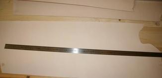 Платок Рио-Гранде 30*80 см 1,5 мм Сорт АВ