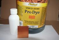 PRO DYE SPANISH BROWN Светло-коричневый бежевый 100 мл