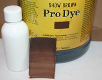 PRO DYE SHOW BROWN Коричневый полутёмный  100 мл