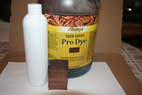 PRO DYE SHOW BROWN Коричневый полутёмный 250 мл